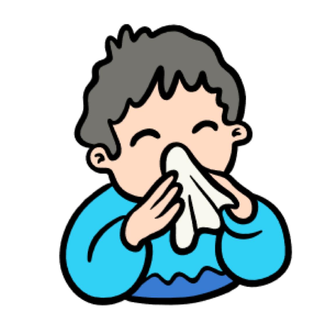 picto enfant malade