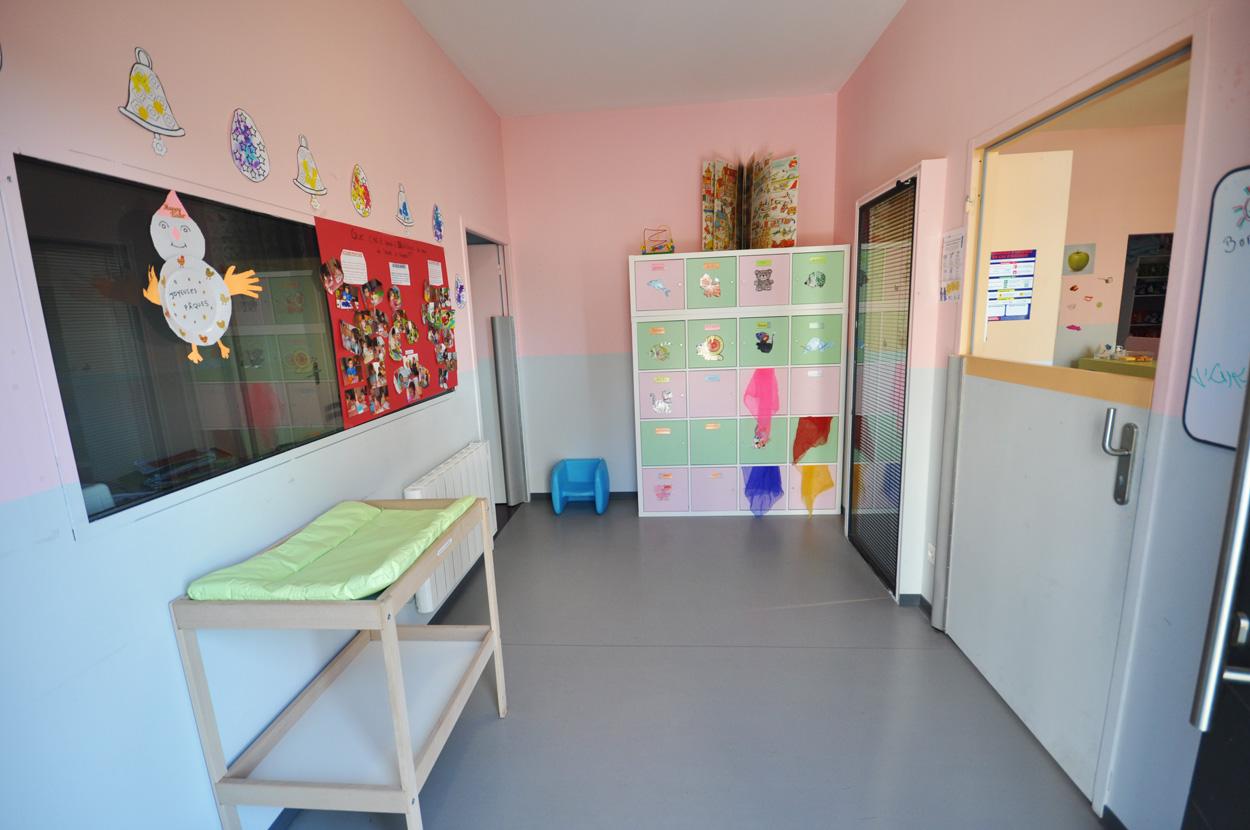 accueil parents enfants micro-crèche Lazer