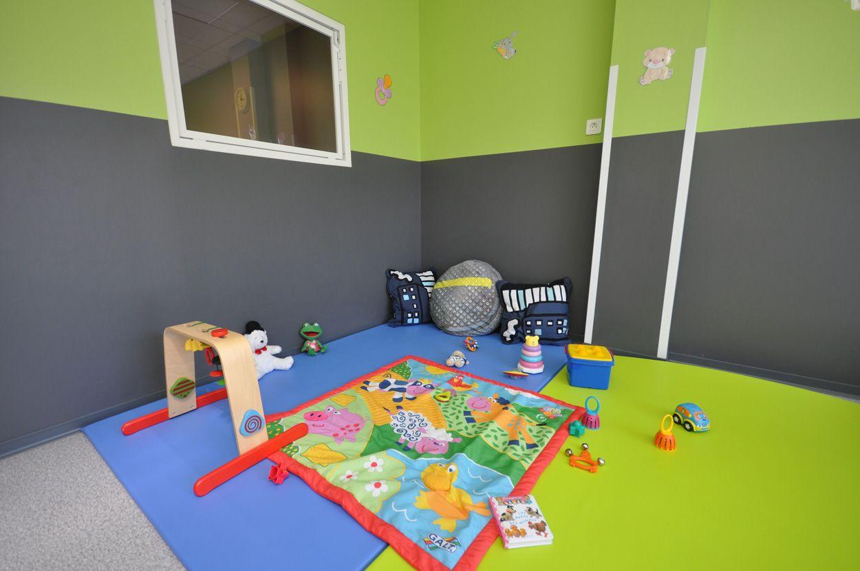 salle d'éveil micro-crèche Ste Anne