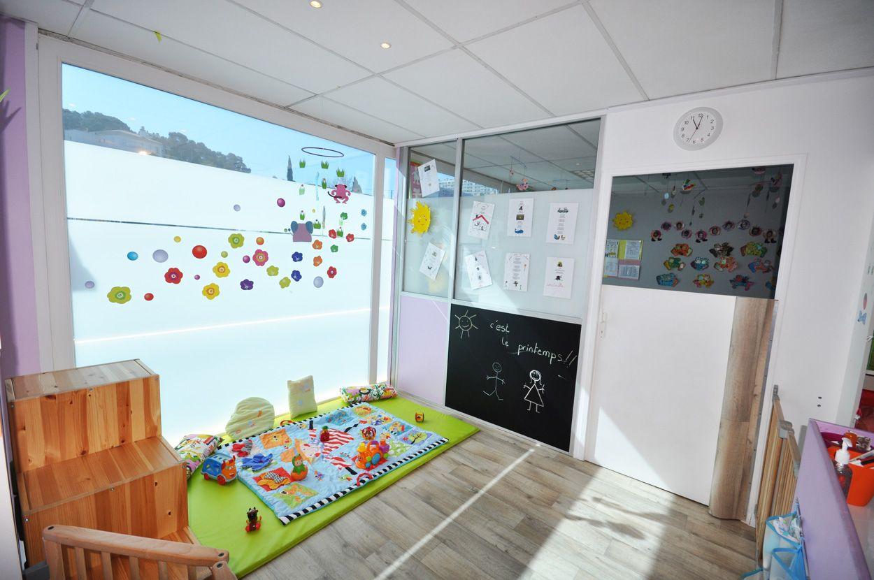 salle éveil espace bébé micro-crèche Tassigny