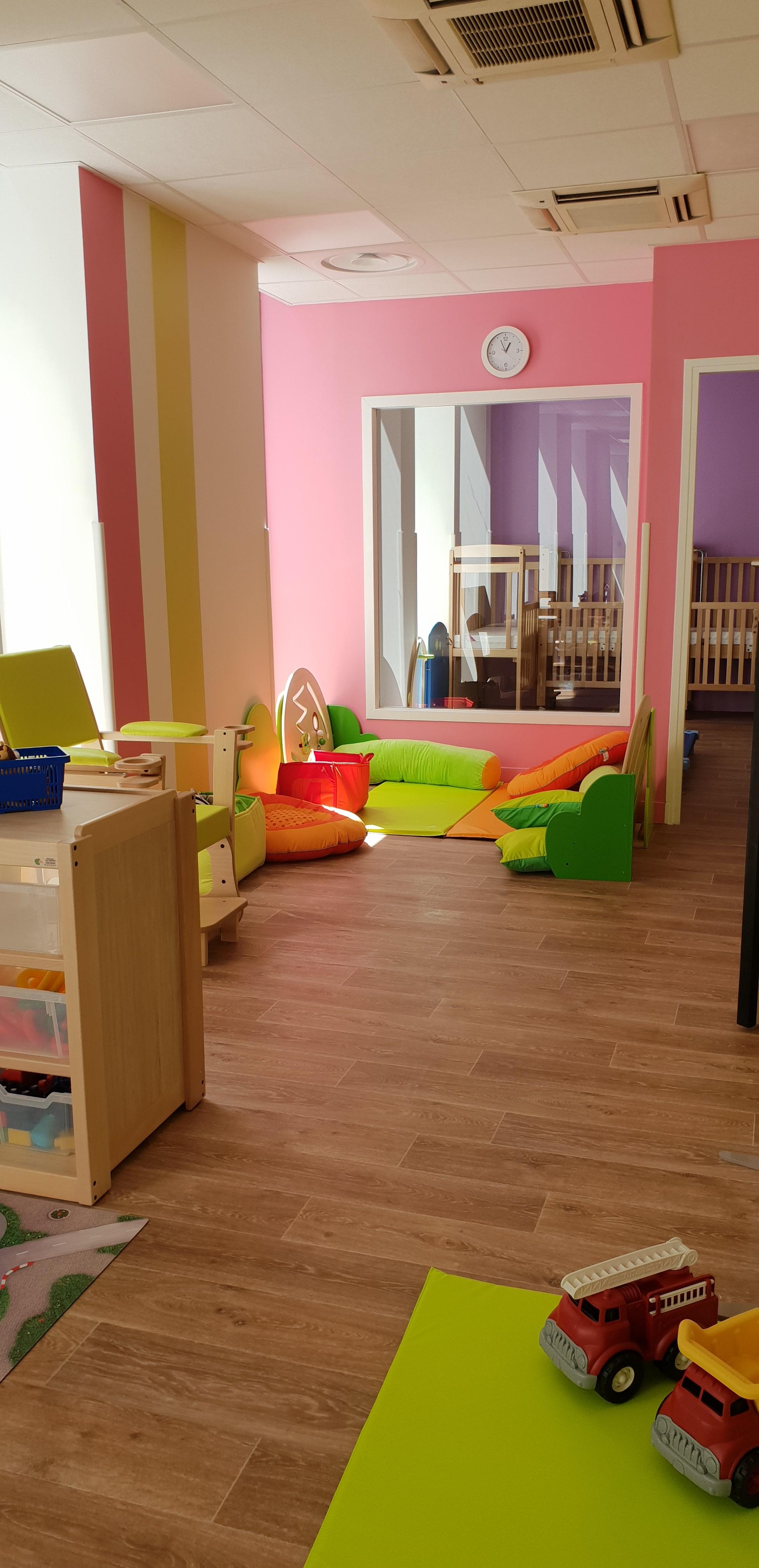 micro-crèche Myrtille à Neuilly-sur-Seine