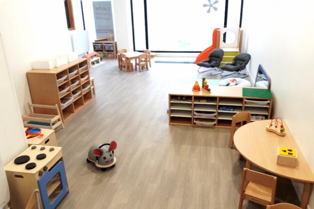 salle interieur jeux enfant