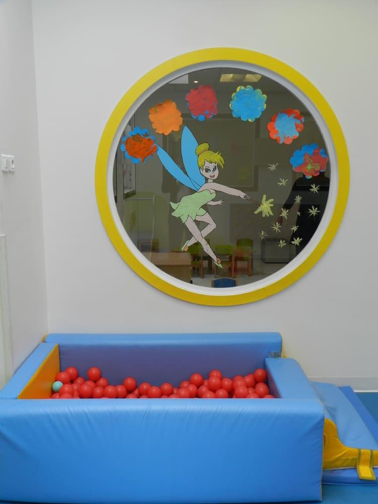 Dessin fée et jeux de boules