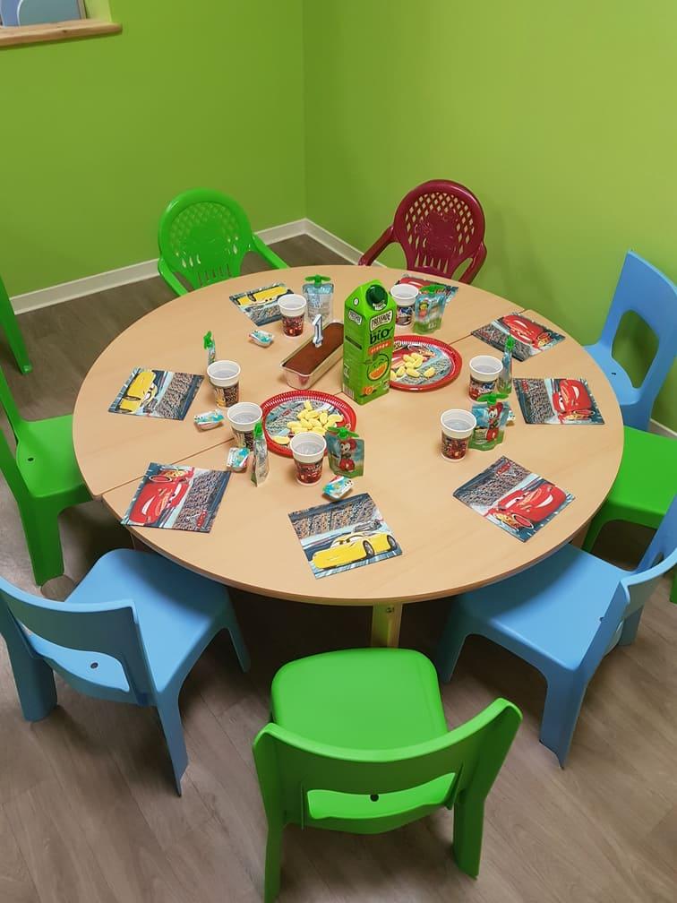 table manger enfant