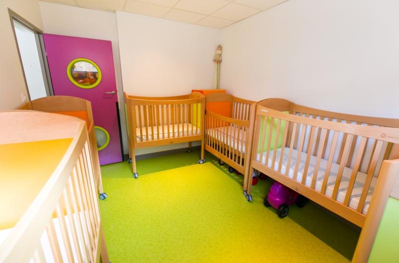 dortoir berceaux bébés eterlous grenoble crèche