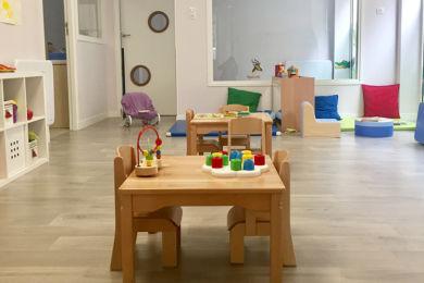 table et chaise creche