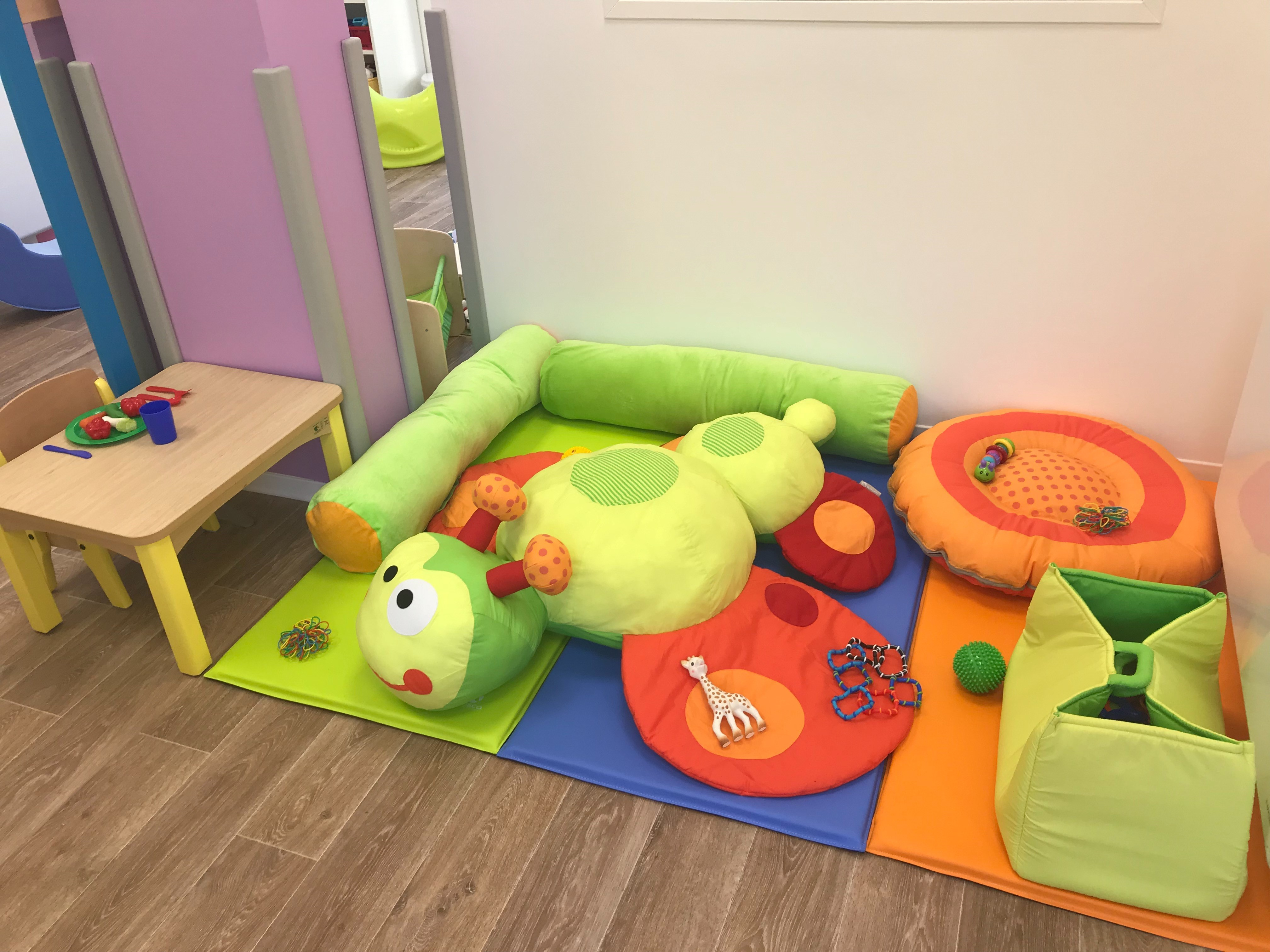 micro creche coralise toulouse