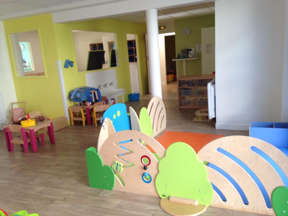 creche à saint-malo safran - 35 - la maison bleue
